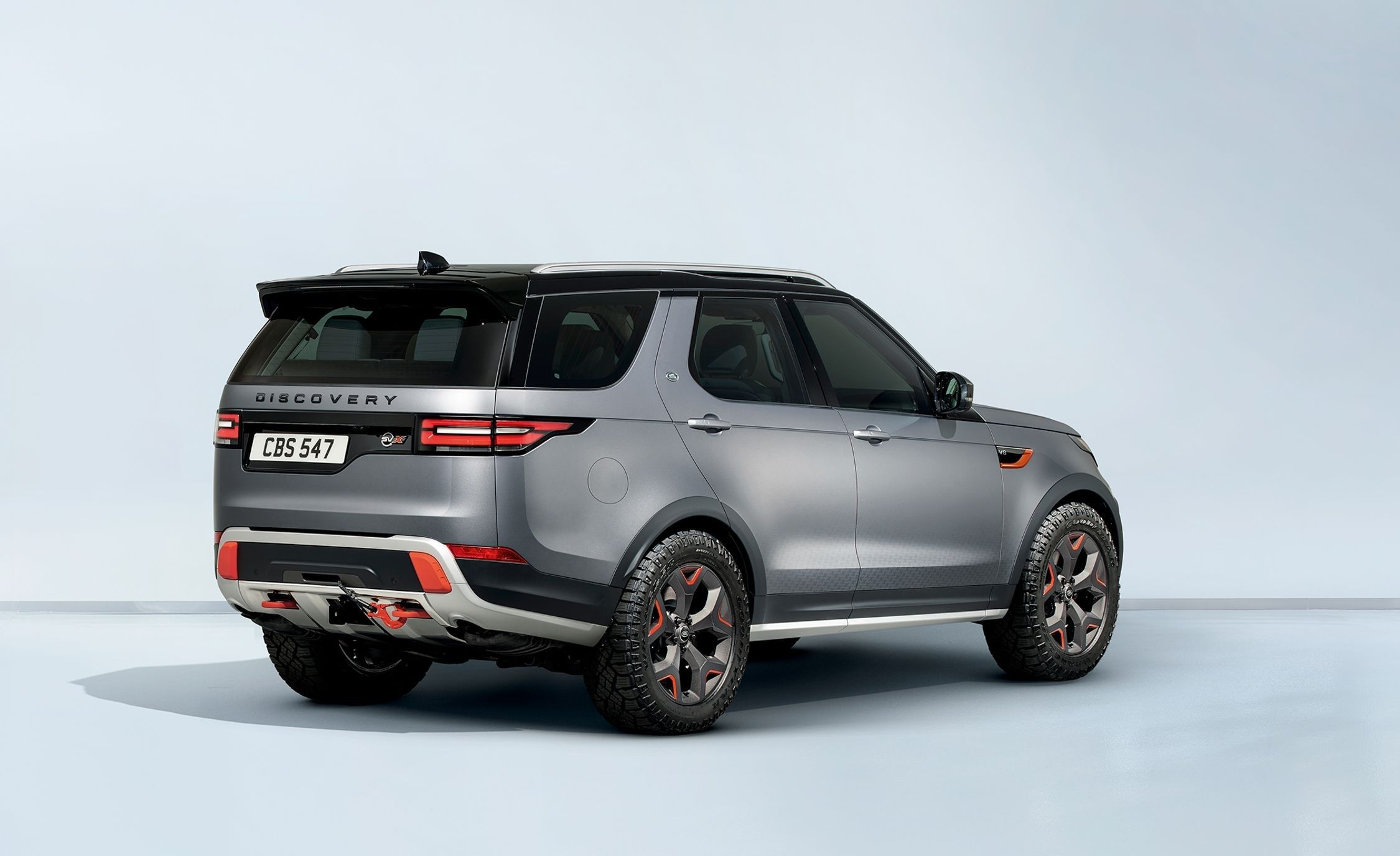 2019 Land Rover Discovery Svx First Drive (With images