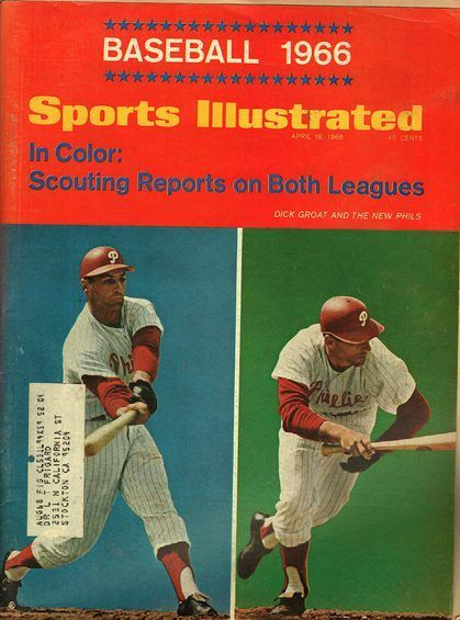 Sports Illustrated April 18 1966