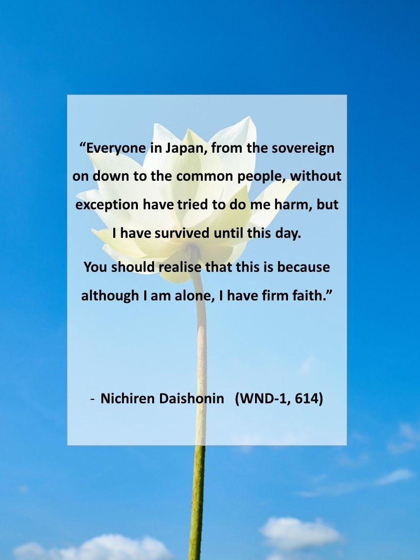 Quotes About Life And Happiness Pinkeepgoing On Buddha  Buddhism  Nichiren Buddhism