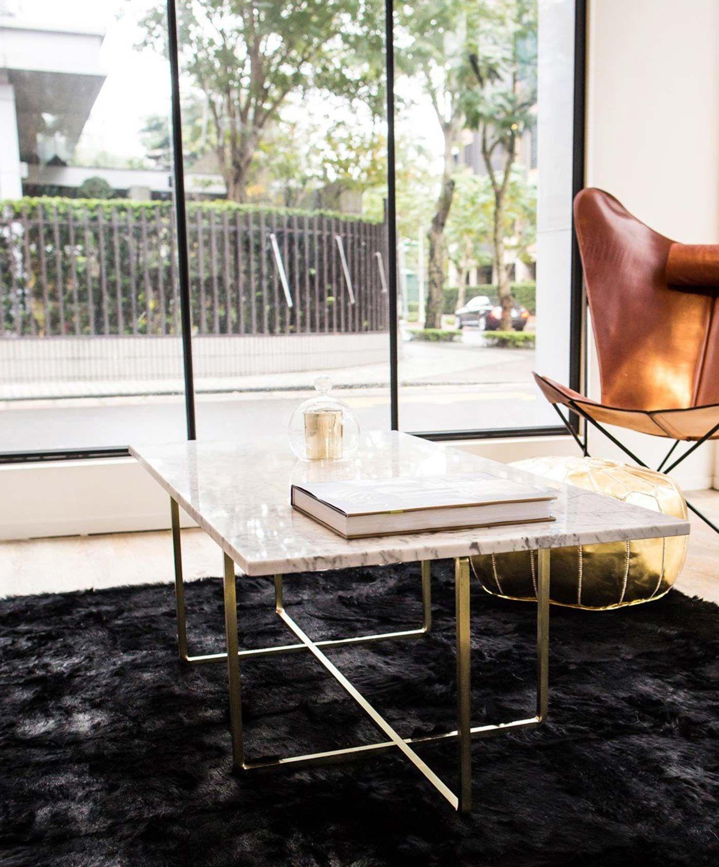 OX Denmarq Ninety 120x60 salontafel | Interieur | Pinterest | Black ...