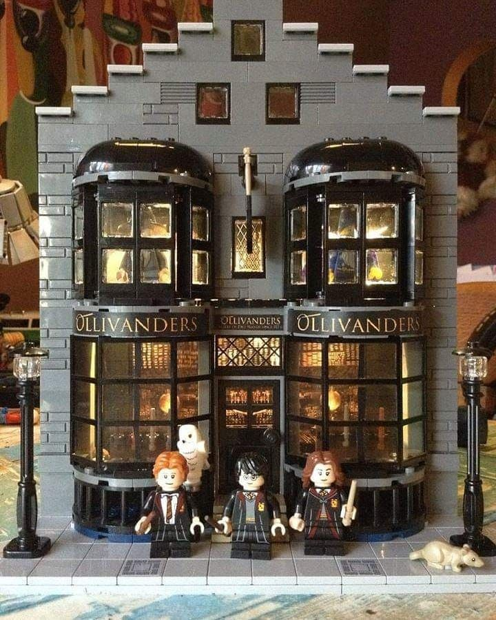 301 Best Harry Potter Legos Images In 2020 Legos Harry Potter