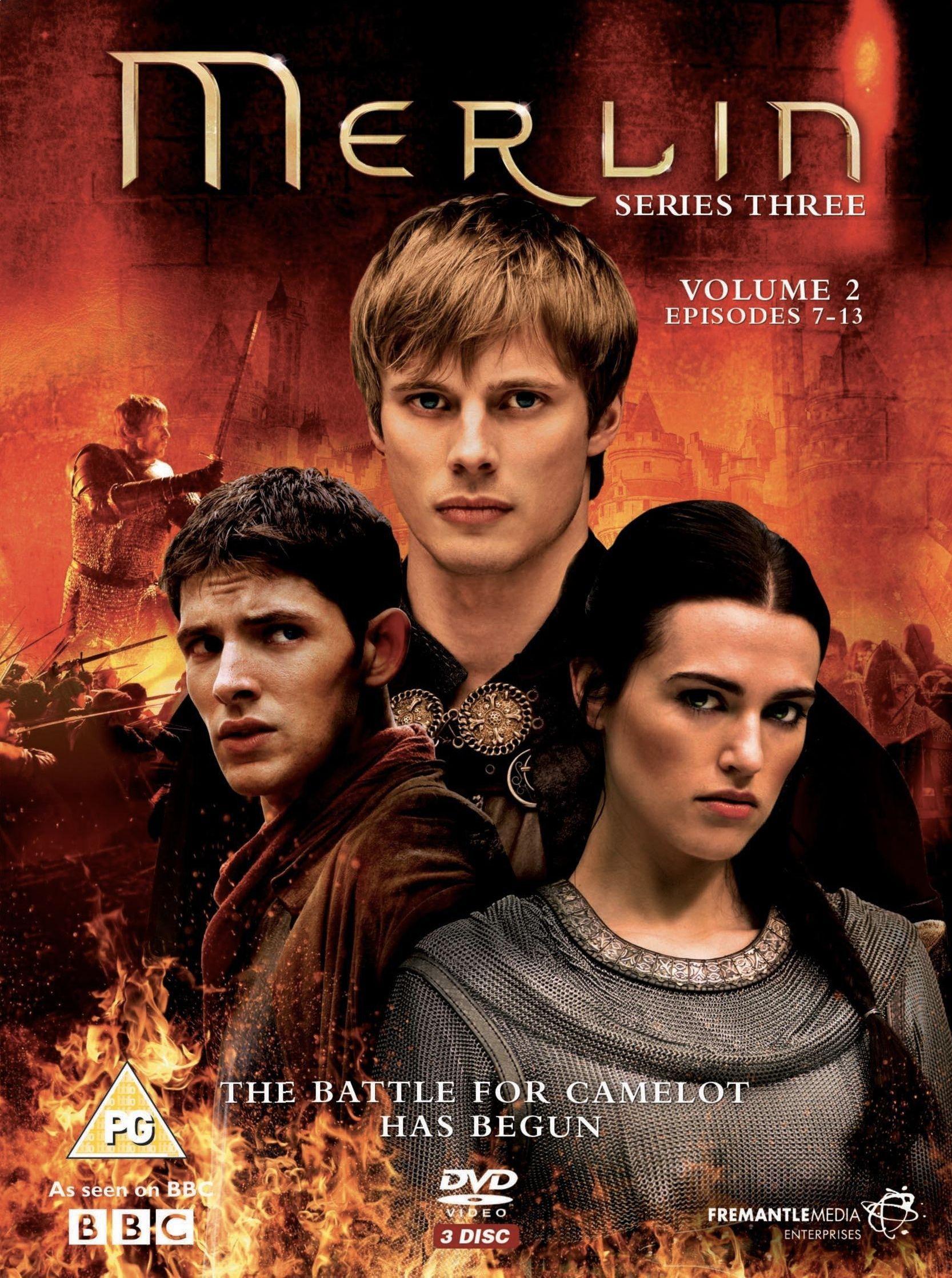 97d988df358 Merlin Poster