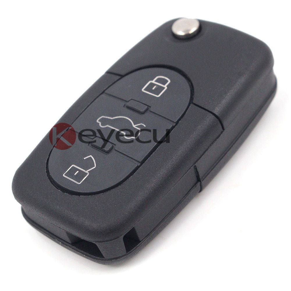 3PCS/lot Keyless Full Set Remote Key Fob 3 Button 433MHZ