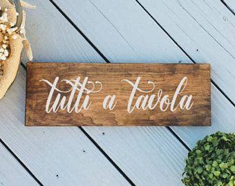 Image result for italian kitchen sign | Cricut | Pinterest | Kitchen