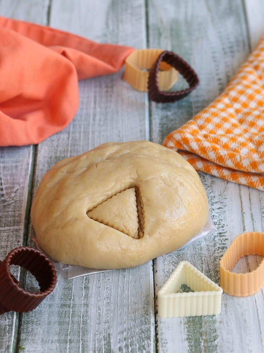Ricetta base per biscotti senza burro