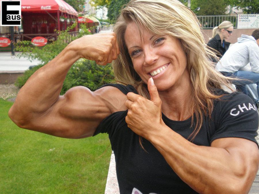 Image result for girl bodybuilder