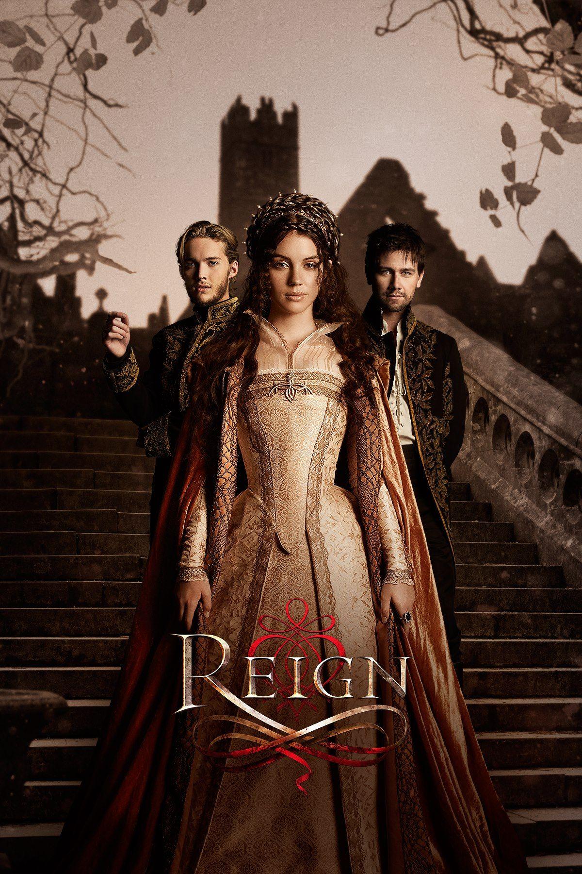 Reign - Season 1 Promo | Reign tv show, Reign fashion, Reign dresses