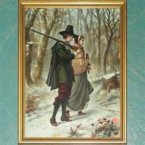 004 John Alden Vintage thanksgiving, Thanksgiving traditions