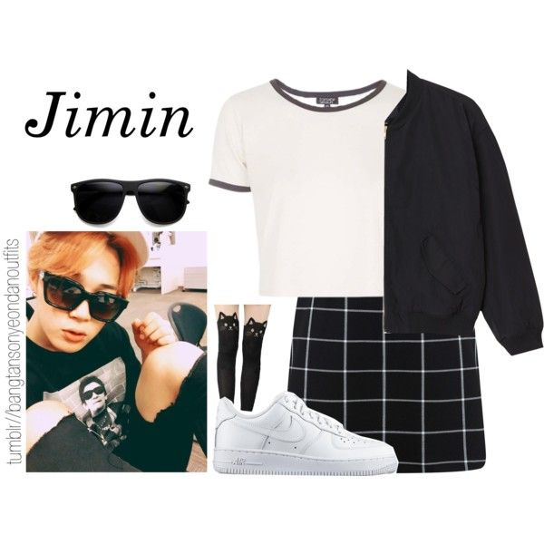 BTS inspired aesthetic outfit - jimin | Kpop Outfits | Pinterest | Jimin BTS and Inspired outfits