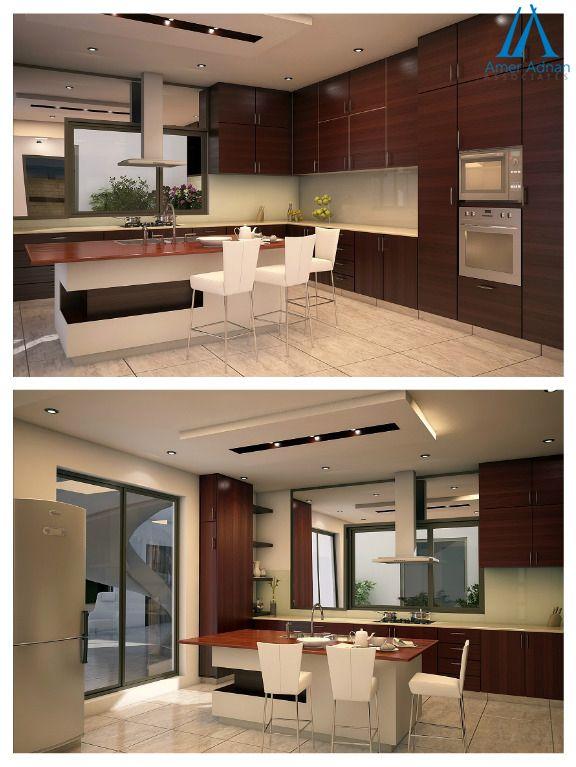 Beautiful Kitchen Interior Design Idea by AAA