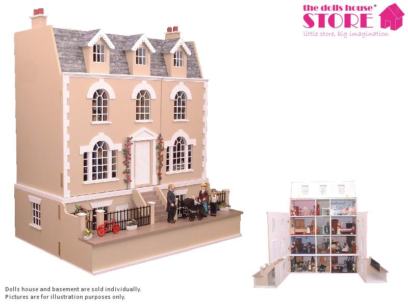 Good Dolls House Miniature Ash House   Over 10,000 Other Miniature Dollshouse  Items In Stock! Visit Www.thedollshousestore.co.uk