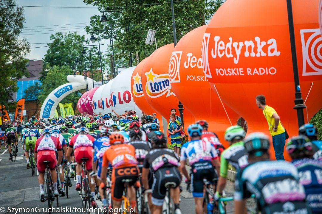 Tour de Pologne 2014 - Stage 6: Bukovina Terma Hotel Spa - Bukowina Tatrzanska 174km