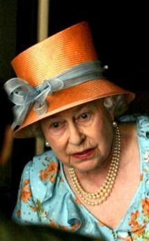 Inventory: Queen Elizabeth's Orange Hats
