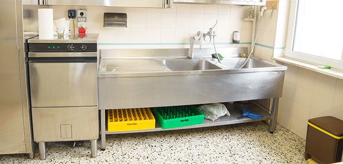 Restaurant Kitchen Sink the guide to commercial sinks and faucets | hill country design