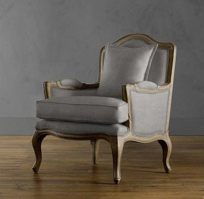 Charmant Marseilles Chair | Upholstery | Restoration Hardware