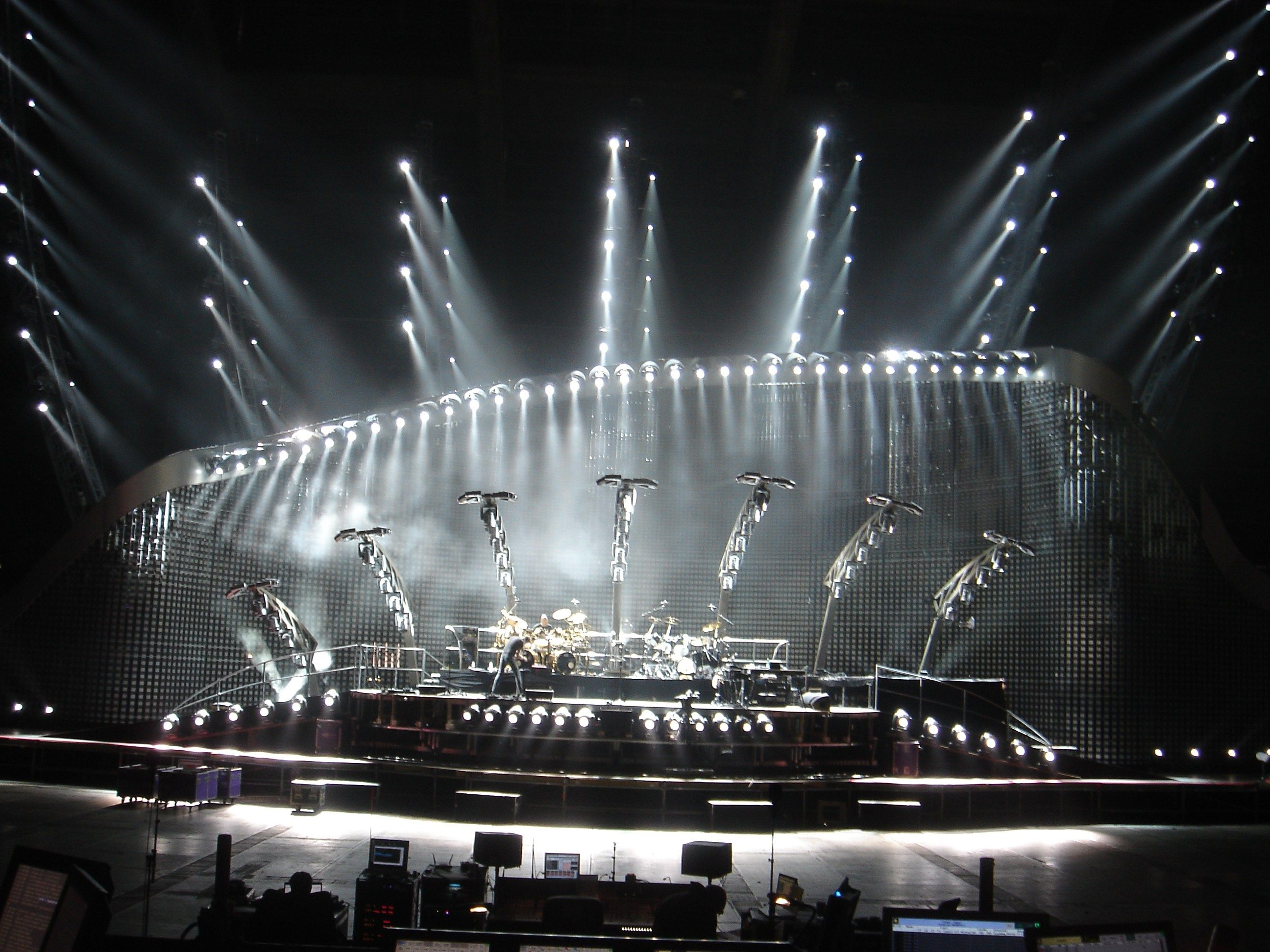 Genesis Stage Moving Light Design Projects To Try