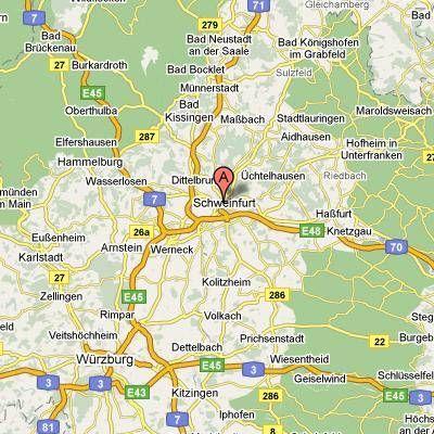 U S Army Garrison Usag Schweinfurt Germany Europe Trip 2013