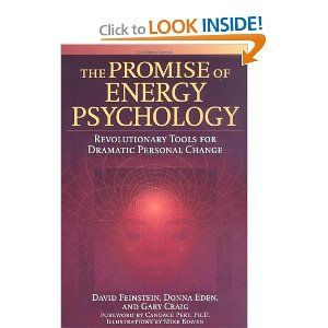 Energy Psychology is the jet airplane of Psychotherapy. I was introduced to it for my Post Traumatic Stress Disorder. If you haven't heard of it yet- you soon will and you need to know