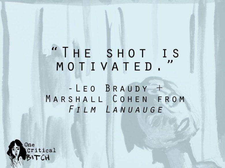 Visual Literacy Reading The Shot Visual Literacy Film Theory Film School