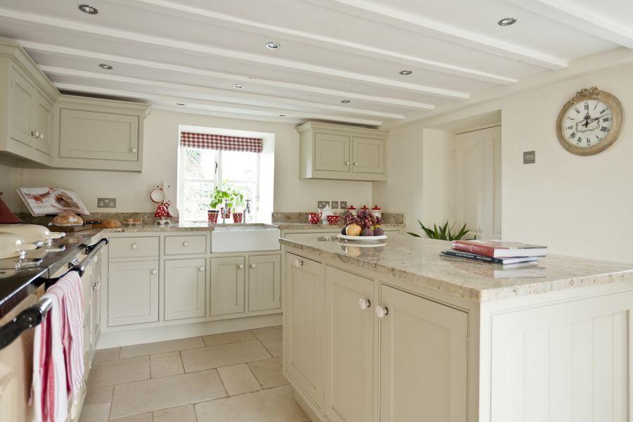 Best Handmade Bespoke Kitchen In Nailsworth Shaker Style 400 x 300