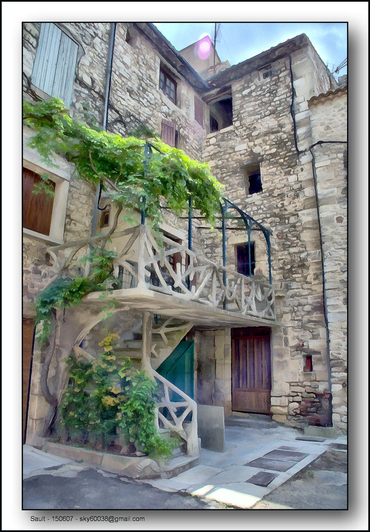 https://flic.kr/p/wUsDQv | France, Vaucluse | Sault