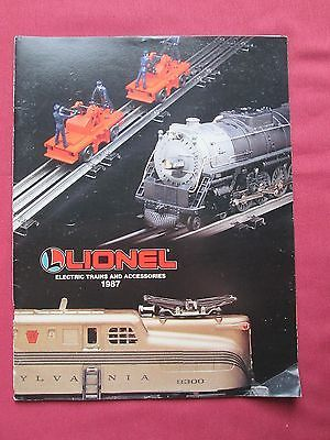 Lionel  #model railway #catalogue electric #trains and accessories 1987 +price li,  View more on the LINK: 	http://www.zeppy.io/product/gb/2/371696048146/