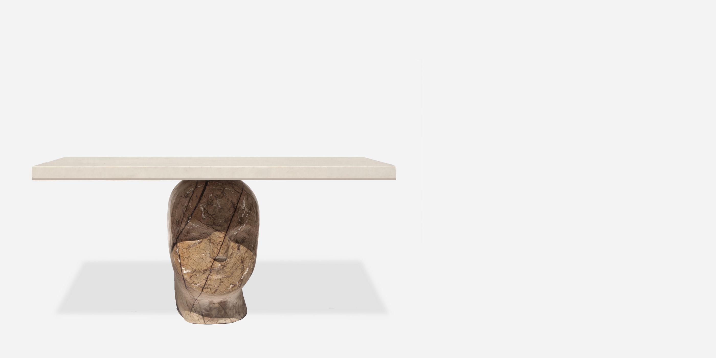 Marble Head Table Paul Vanstone I The New Craftsmen Marble Tables Design Marble Table Top Table