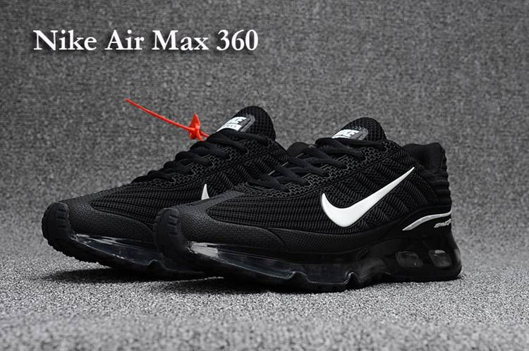 reputable site eb74e fabb2 Nike Air Max Shoes Nike Air Max 2017 Women Men Shoes Black White