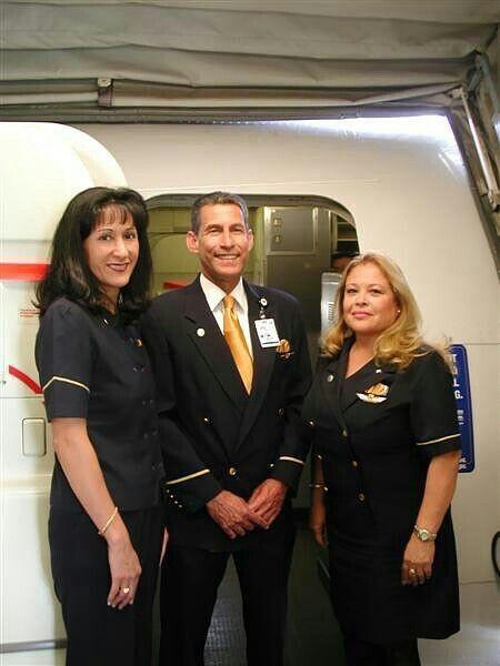 Continental Airlines Cabin Crew Airline Cabin Crew Flight Attendant Flight Crew