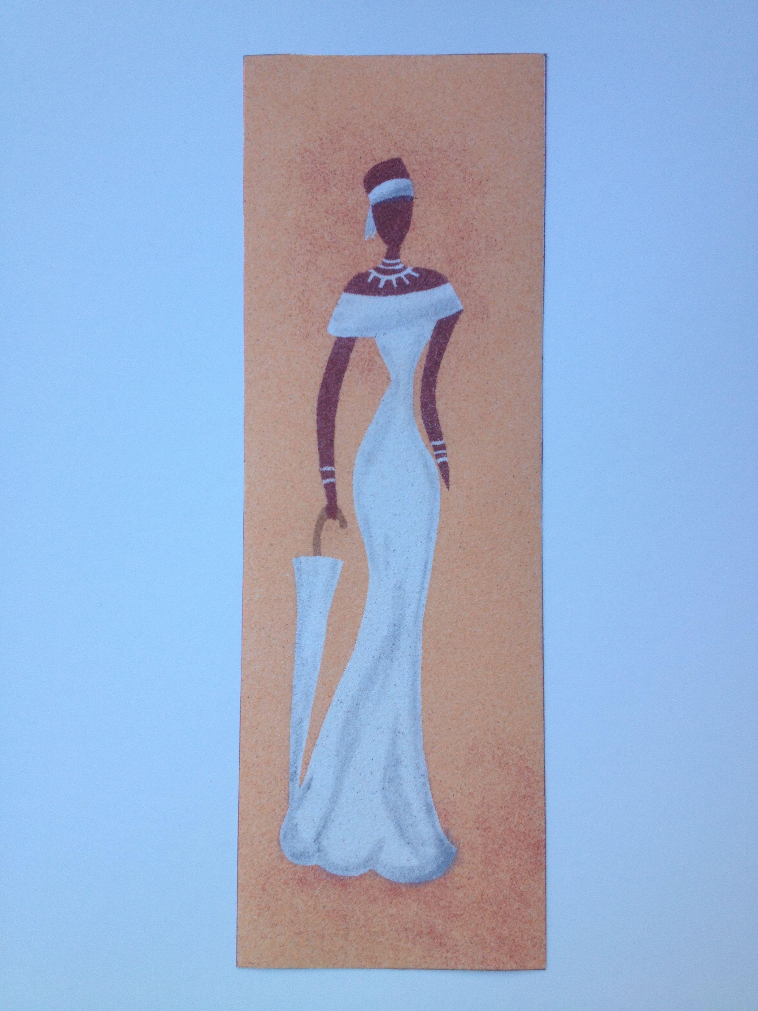 Lamina de polyphan, donde se ha elaborado un precioso dibujo, con ...