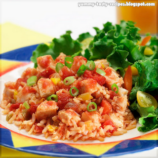 Hi Today Its A Just A Beautiful Day It Was An Amazing Day, So Now We Gonna Write To You A Fajitas chicken With Rice Recipe Its Yummy Fajitas chicken With Hot Dogs ,Tomato,onion,lettuce,fresh mint And Rice (^__^) Its Looks Yummy Isn't It So Lets Start.