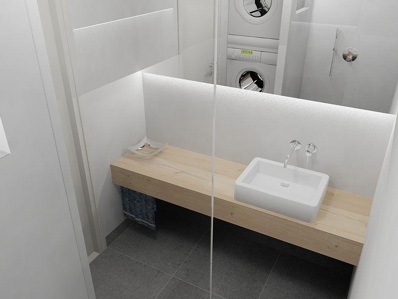 kleine badkamer toch bad kleine inloopdouche dsgnbuzz | Decoratie ...