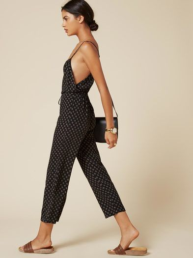 b879a303c3fc Shop for Mena Jumpsuit by Reformation at ShopStyle.