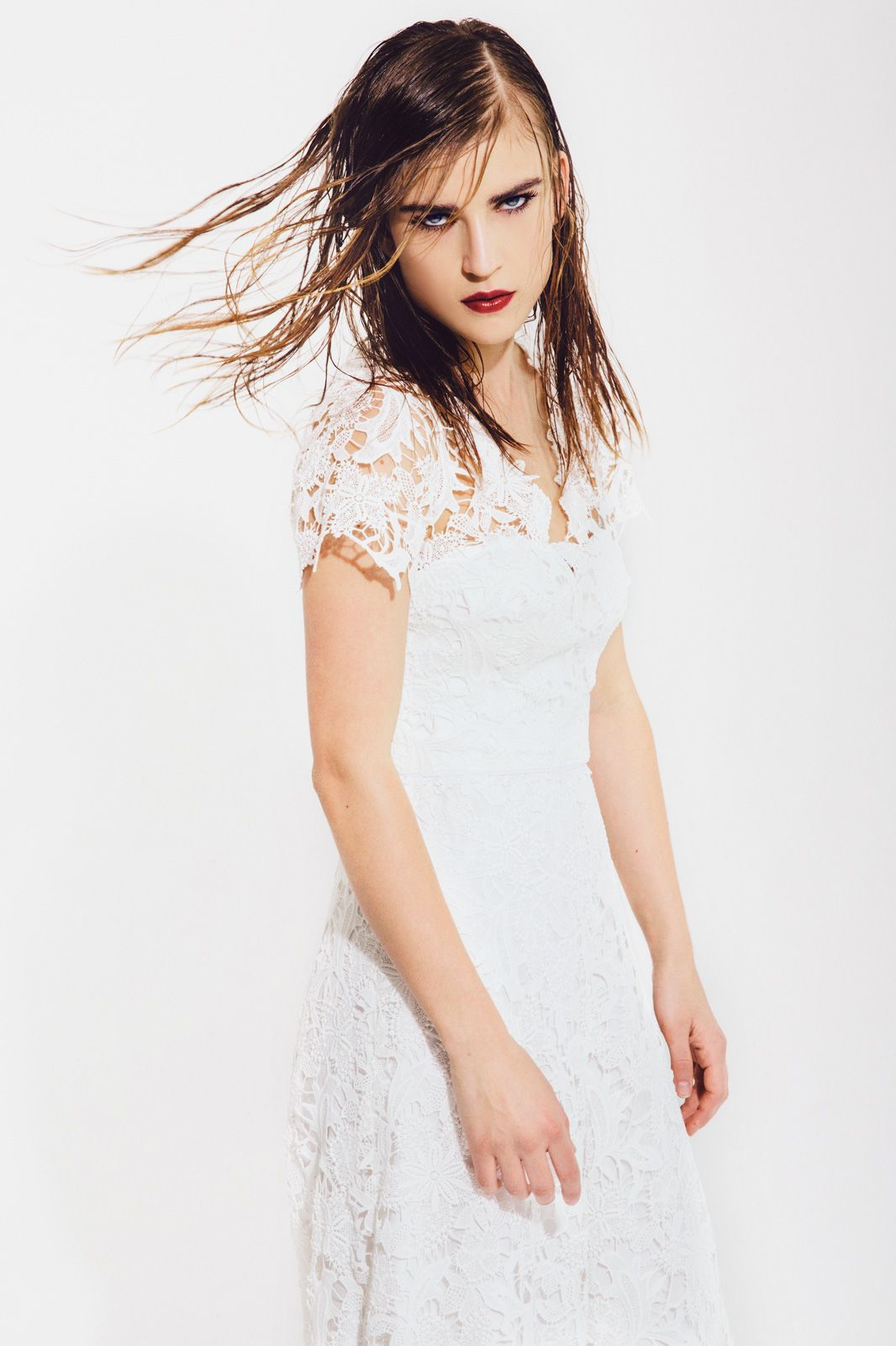 The cool girlus guide to nontraditional wedding dresses unique