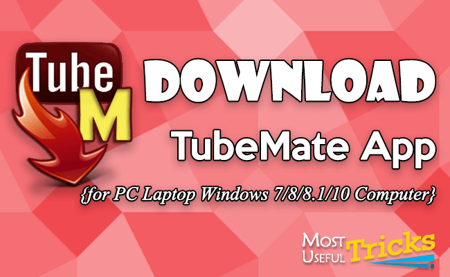 tubemate download problem