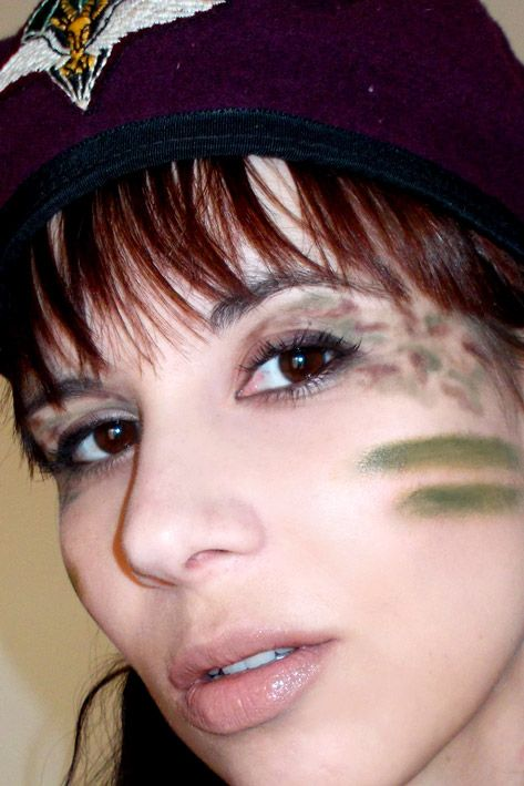 Camo Makeup! | Makeup & Body Art | Pinterest | Camo and Makeup