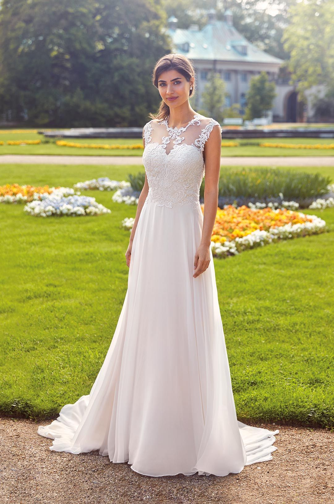 Brautkleid Indila by KLEEMEIER, Kollektion 19, Hochzeitskleid