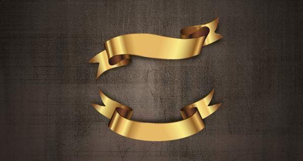 Ribbon Psd Vector Files Logo Banners Free Logo Mockup Free Psd Design