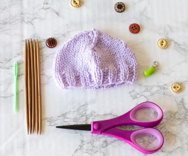 10 Dpn Knitting Patterns Crochet Hats Free Pattern Baby Hats Knitting Hat Knitting Patterns