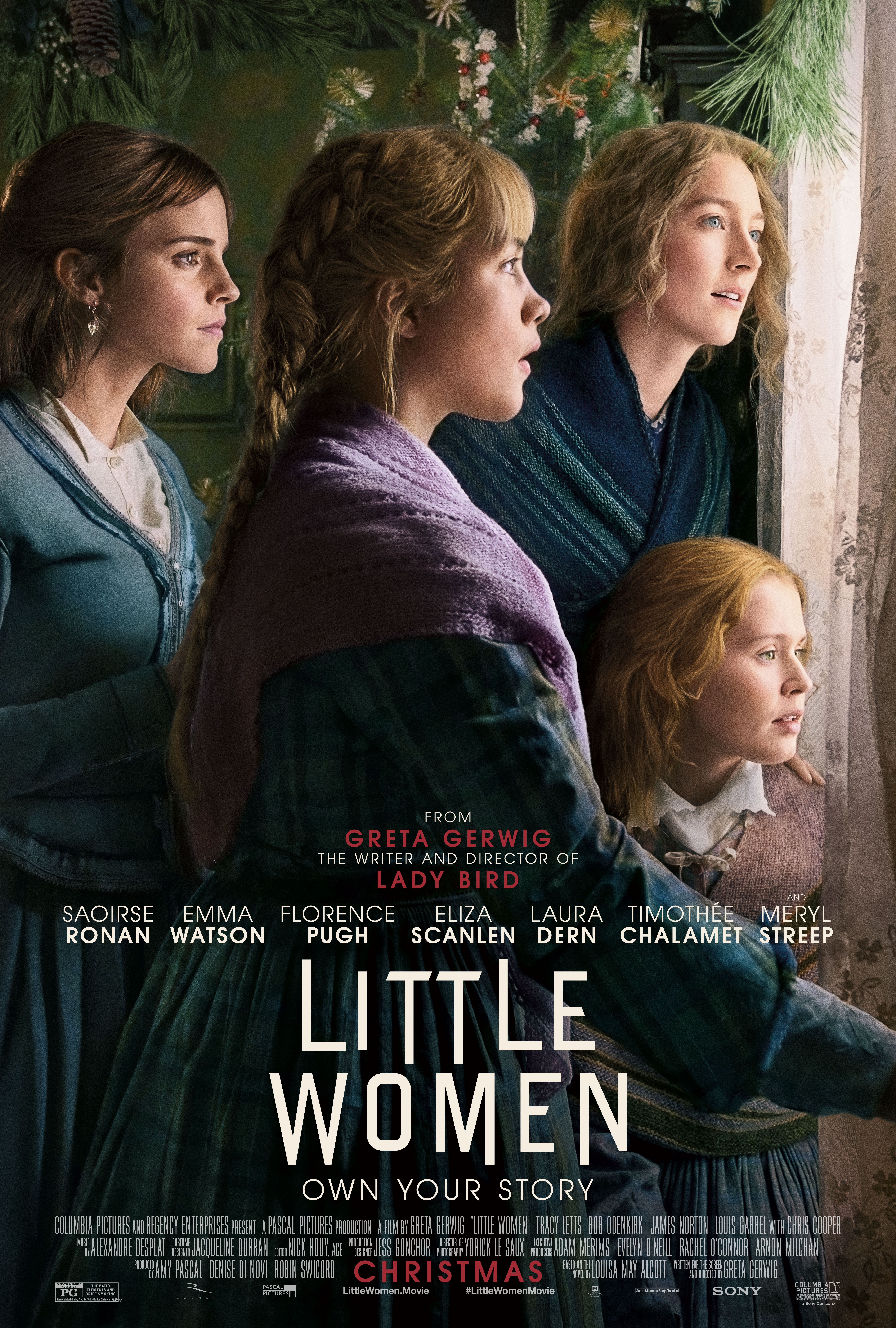 Little Women (2019) Reviews in 2020 (With images) Woman