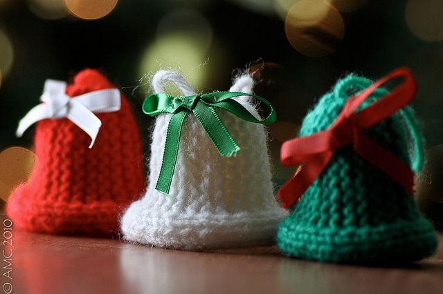 Knitted christmas bells patterns christmas tree and ornament pattern for knitting christmas bells recent photos the commons getty collection galleries world map app dt1010fo