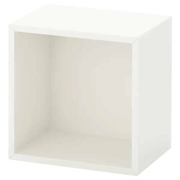 Eket Kast Wit 35x25x35 Cm In 2020 Ikea Regal Flexible Mobel