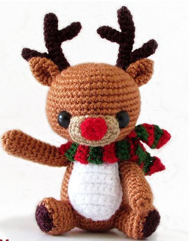 Resultado de imagen para pinterest renos navideos renos navideos