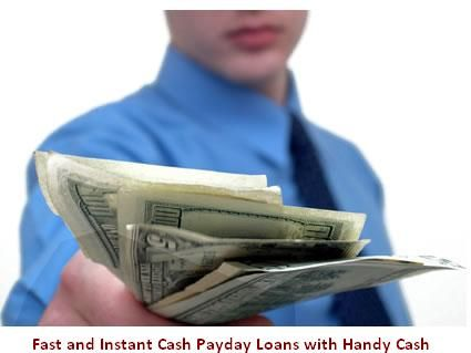 If you are looking for fast and instant cash loans then payday loans is the best option for you. www.handycash.co.uk