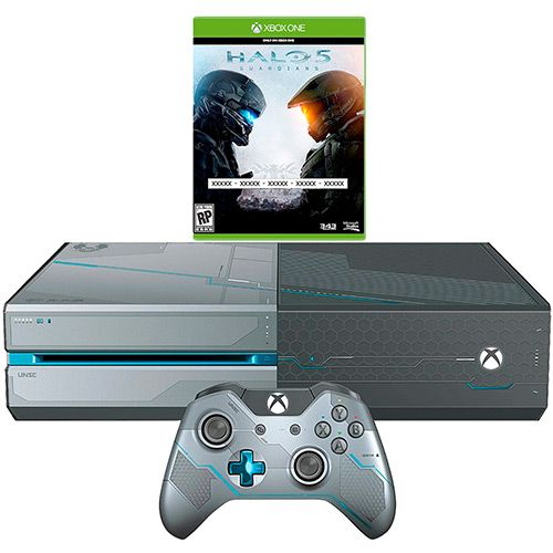 Americanas Console XBOX ONE 1TB + Game Halo 5 (Download ...