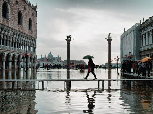What's the Real Story with Acqua Alta in Venice?