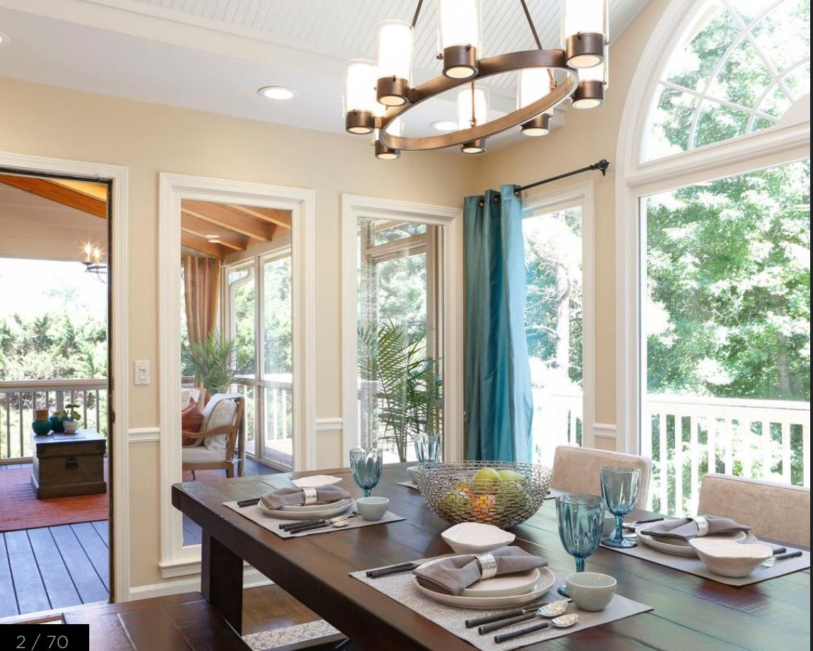 I Recognize this Dining Room from a