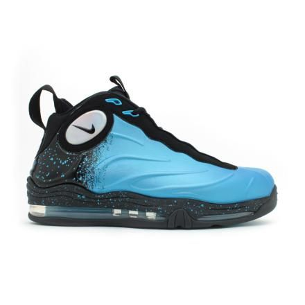 new product a03ee bdf47 NIKE TOTAL AIR FOAMPOSITE MAX CURRENT BLUEBLACK-CURRENT BLUE sneaker