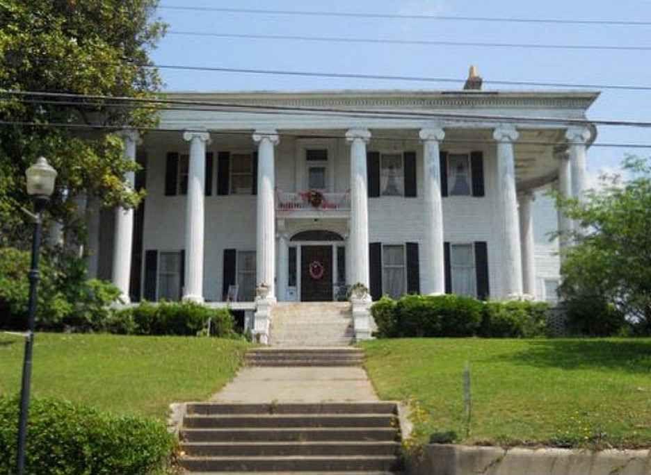 Fantastic 1846 Greek Revival Macon Ga 275 000 Old House Dreams Download Free Architecture Designs Estepponolmadebymaigaardcom