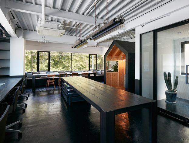 広島 東京 建築設計事務所 Suppose Design Office Co Ltd Works 白山のオフィス 建築設計事務所 オフィスインテリア 東京 建築